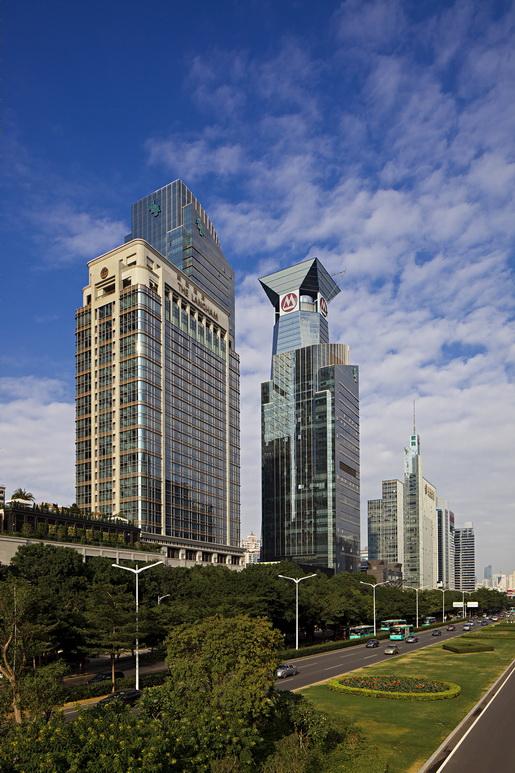 深圳东海国际商务中心-朗廷酒店