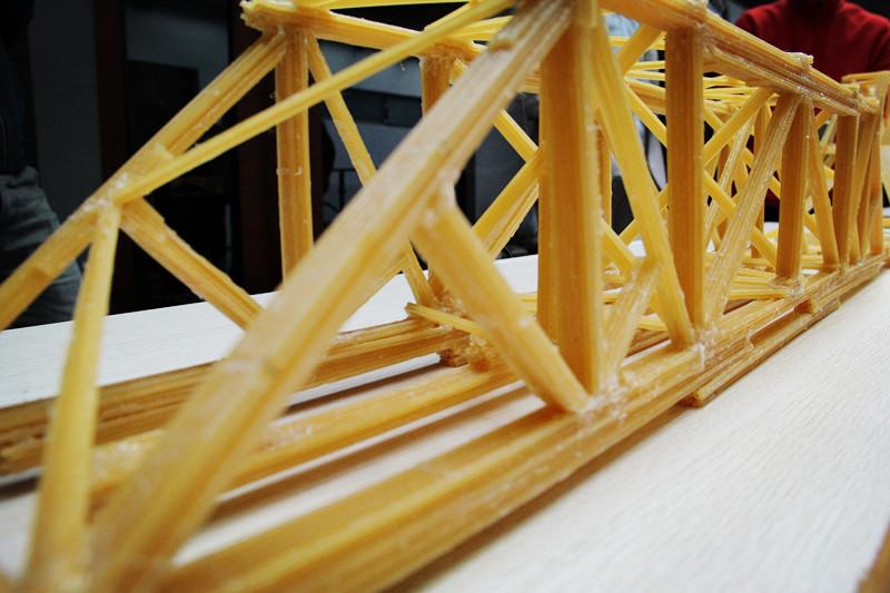 手工桥梁制作大全图片