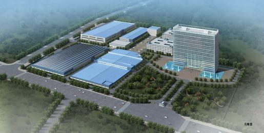 南京国电南自工业园-精品项目-奥意建筑工程设计有限