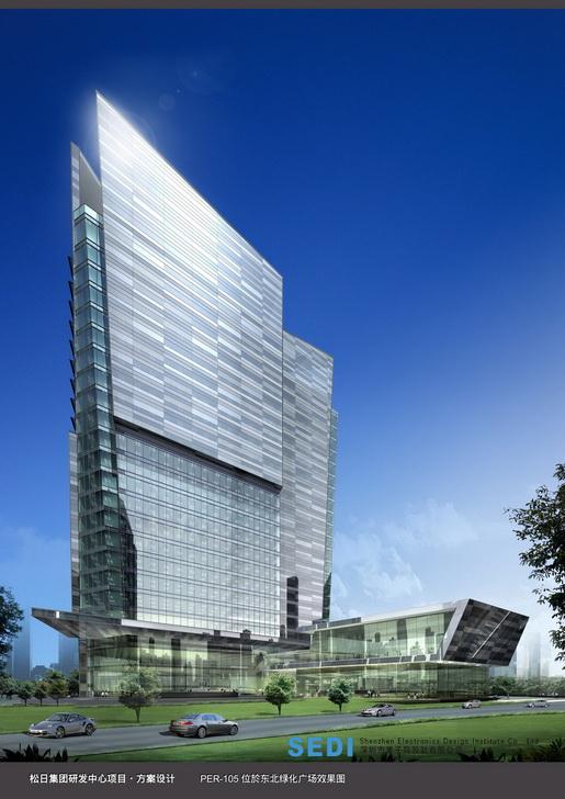 设计时间:2007年   获奖信息:1993-2003年深圳龙岗十年优秀建筑设计